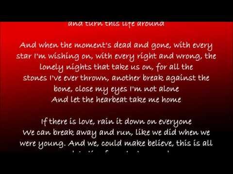 Heartbeat - David Cook Lyrics