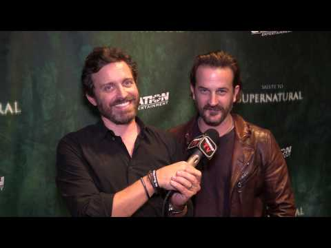 Rob Benedict and Richard Speight Jr. talk about the upcoming 2017 Tour!