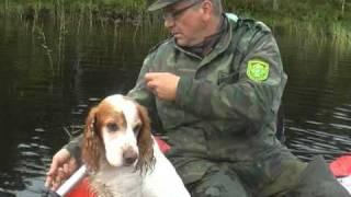Рибалка в Карелії Fishing in Karelia