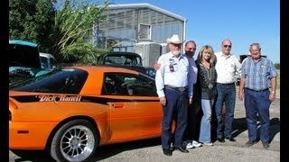 2007 Old West Texas Racers Reunion at Delmer McAfee