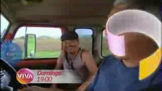 Chamada Carga Pesada Canal Viva