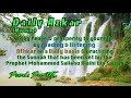Daily Azkar Morning (Morning Supplications)