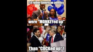 REPUBLICANS+DEMOCRATS=THE MONKEY SHOW