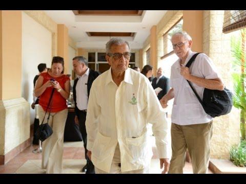 Entrevista con Amartya Sen, Premio Nobel de Economía