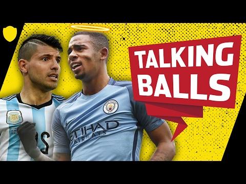 MOVE ASIDE AGUERO, JESUS IS NEW CITY HERO | TALKING BALLS