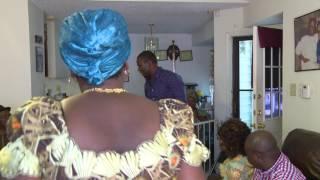 Anita's Introduction Ceremony