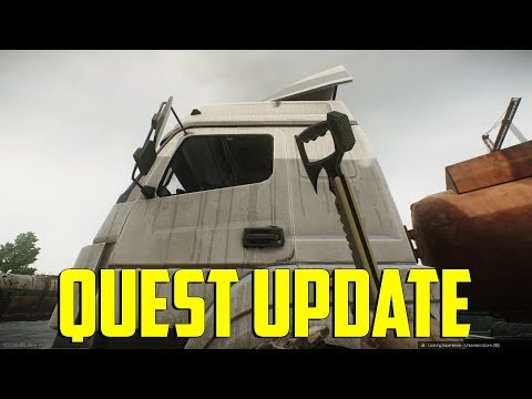 Escape From Tarkov - Quest Update