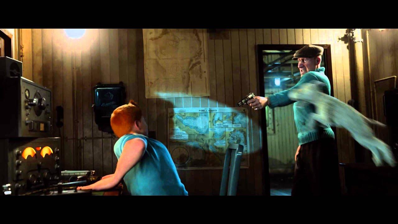 DIE ABENTEUER VON TIM UND STRUPPI in 3D - HD Trailer E - Ab 27. Oktober 2011 im Kino!