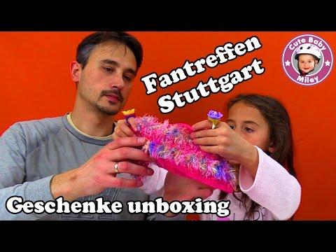 GESCHENKE auspacken   Fangeschenke Stuttgart   Viele Überraschungen   CuteBabyMiley