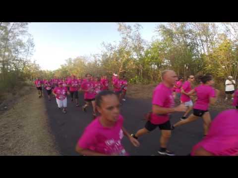 2016 Odyssea Réunion - les 1700 coureurs du 10km !