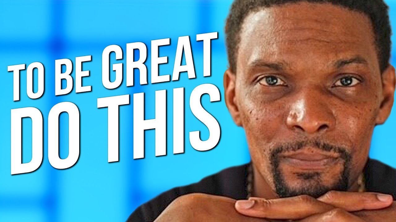 NBA Legend Chris Bosh on Becoming Great and What You Need to Sacrifice   Impact Theory