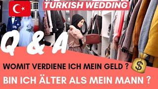 WIE VERDIENE ICH MEIN GELD ?! 💰 BLOGGER LEBEN & TURKISH WEDDING 🇹🇷   XXL VLOG & Q&A