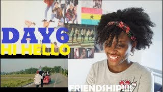 Video DAY6 (데이식스) - HI HELLO MV REACTION [WE LOVE CUTE FRIENDS!] download MP3, 3GP, MP4, WEBM, AVI, FLV Januari 2018