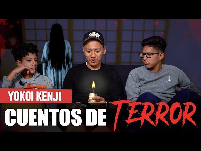 CUENTOS DE TERROR |YOKOI KENJI