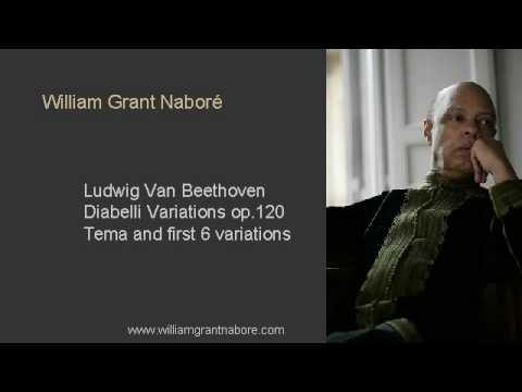 William Grant Nabore, Beethoven Diabelli Variations