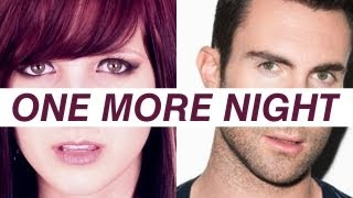 Maroon 5 - One More Night (Rock version by Halocene)