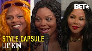 Lil' Kim Shows That The Queen Bee Always Had To Stay Fly When Visiting 106 & Park   Style Capsule