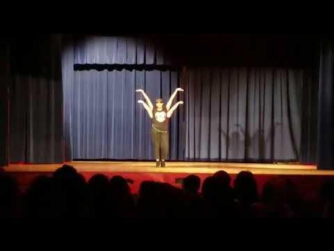 180201 Resurrection College Prep High School V-Show- Kpop Performance
