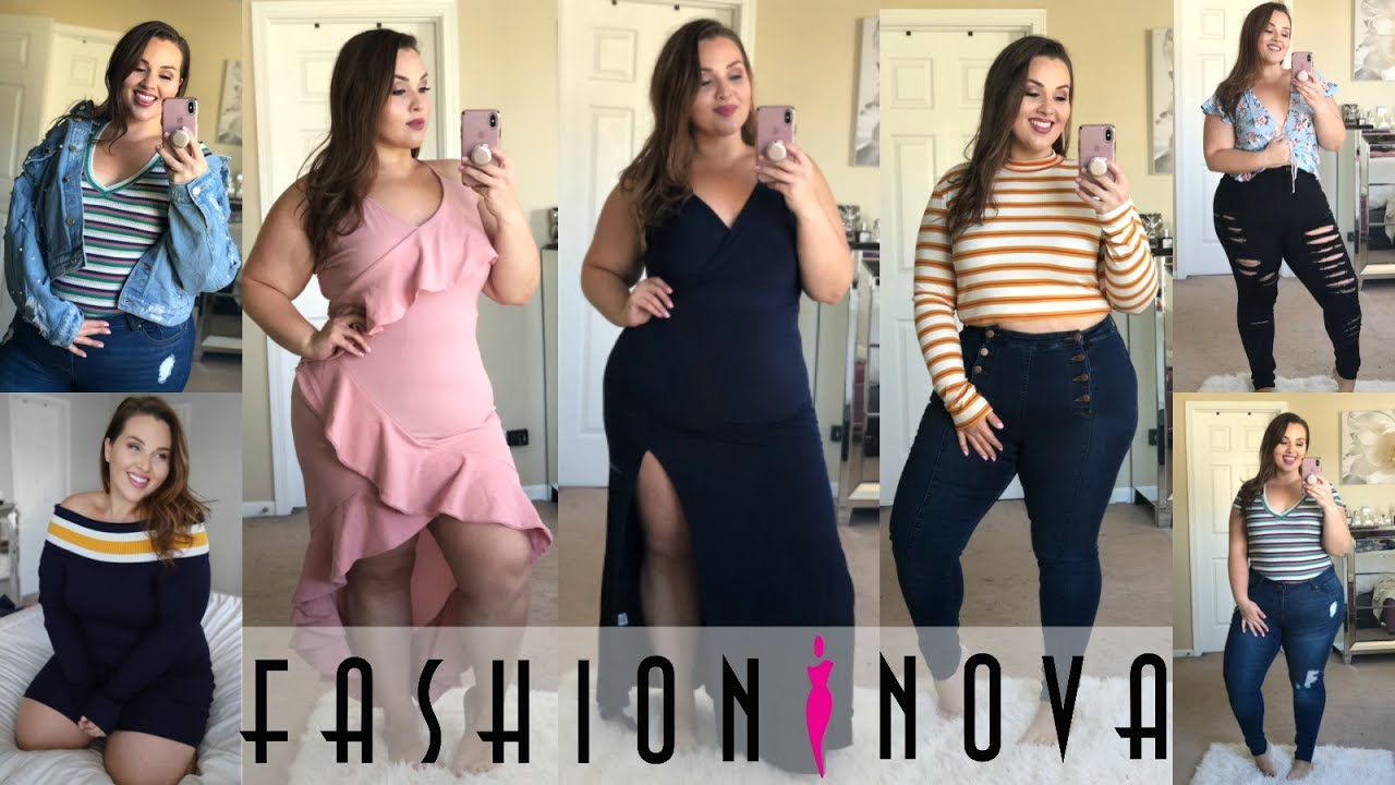 8904434a617 Fashion Nova Curve Try-On Haul!