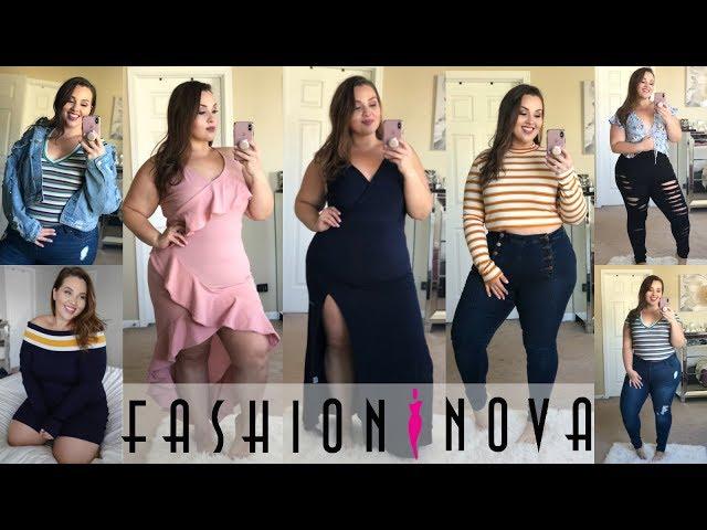 Fashion Nova Curve Try-On Haul!  |Plus Size Fashion|