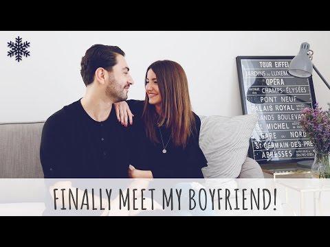 FINALLY MEET MY BOYFRIEND | ALEXANDRA PEREIRA