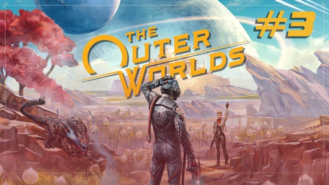 The Outer Worlds   Una nueva aventura en directo #3