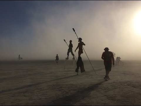 Burning Man - Freedom On The Playa