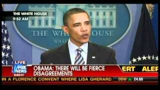 Obama Calls Trump a