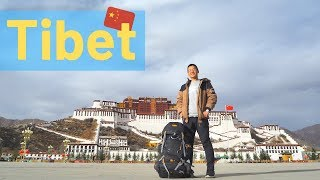 Lhasa, Tibet - Travel Documentary 4K