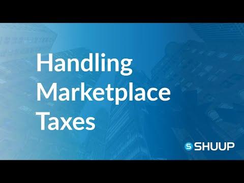 Taxation & Shuup