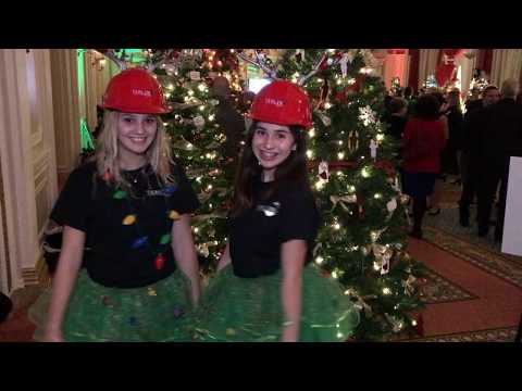 Fairmont Chateau Laurier's Trees of Hope for CHEO