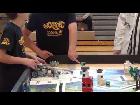 SPOTICS #23919 FIRST LEGO League 2019 - 305 Points
