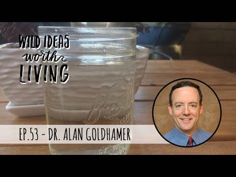 The Crazy Benefits of Water Fasting and Living a Plant-Based SOS-Free Lifestyle with Dr. Alan Goldha