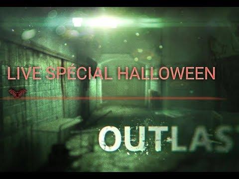 (Fr) Outlast Spécial Halloween :  Du...