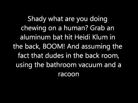 Eminem Taking My Ball Lyrics