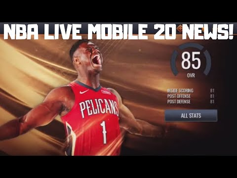 NBA LIVE MOBILE SEASON 4 NEWS!!! SUPERSTAR X-FACTORS, NEW ABILITIES, AND MORE!!!