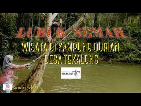 LUBUK SEMAH Kapuas Hulu Kalimantan Barat Wonderful Indonesia