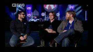Arcade Fire interview 2007