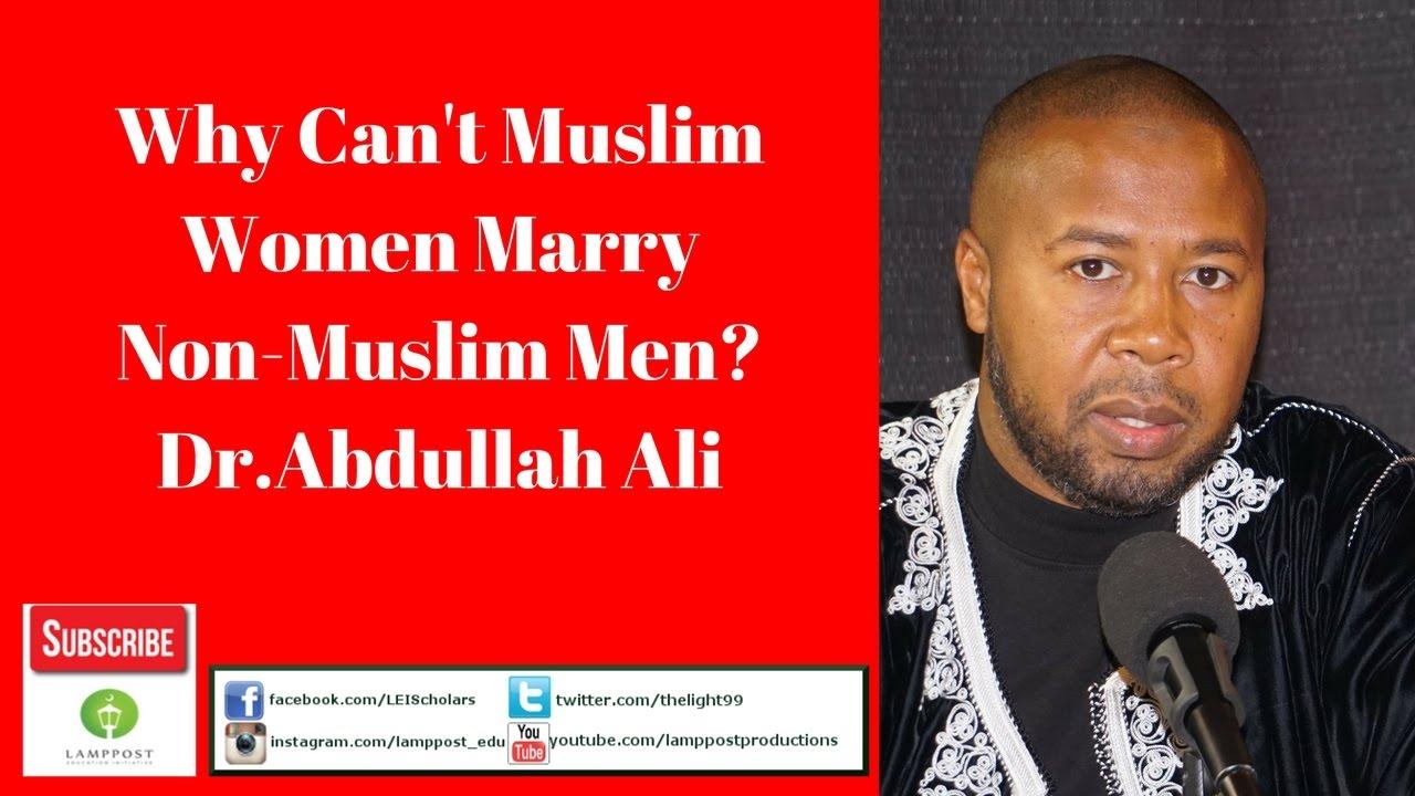 Non muslim dating a muslim man