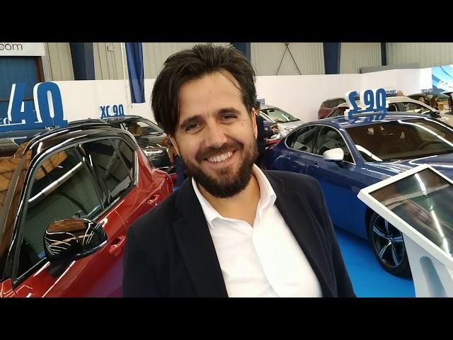 Entrevista a Màximo Gonzàlez, Presidente Comité Organizador de FEVAL MOTOR y Dtor Cm. de Maven Motor