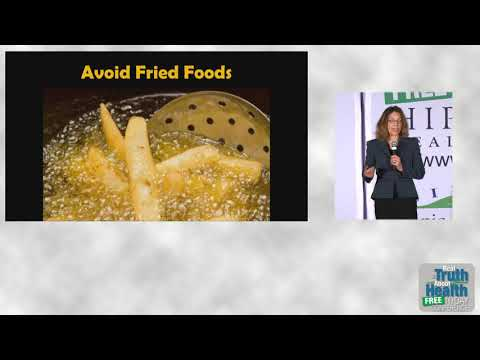 Eating Raw, Organic And Sprouted Foods Decreases Risk Of Diabetes - By Author Brenda Davis