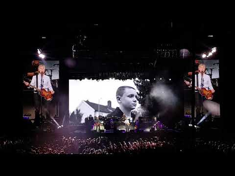 Paul McCartney - Fuh You - Live at the O2 Arena London 16.12.18