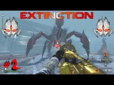 "Call of Duty: Ghost EXTINCTION ""NIGHTFALL"" (COD Ghosts Onslaught) Farming Teath"