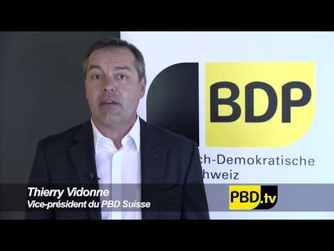 PBD Videonews Assemblée des délégués ä Seewis 2018