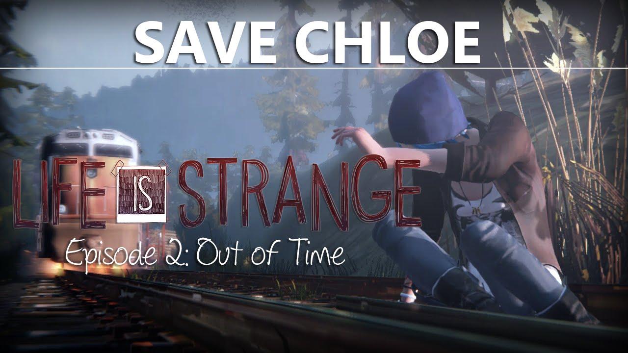 maxresdefault life is strange episode 2 save chloe how to train tracks oncoming  at honlapkeszites.co