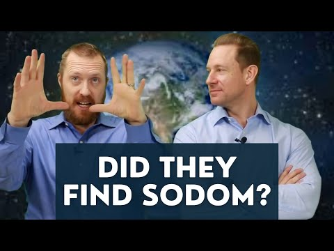 Gradualism Vs. Catastrophism - Discovery of Sodom!