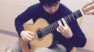 �������� ���� Chulyoung Park plays S.rudnev - Ragtime ������
