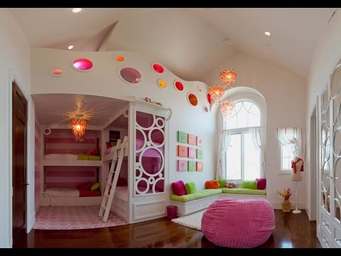 30 Cool Bunk Bed Ideas For Girls Youtube