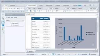 Link report elements using input controls: SAP BusinessObjects Web Intelligence 4.0 SP4