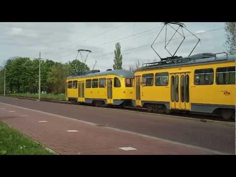 HTM PCC 1304 \u0026 2101 - Delftweg Rijswijk 06-05-2012